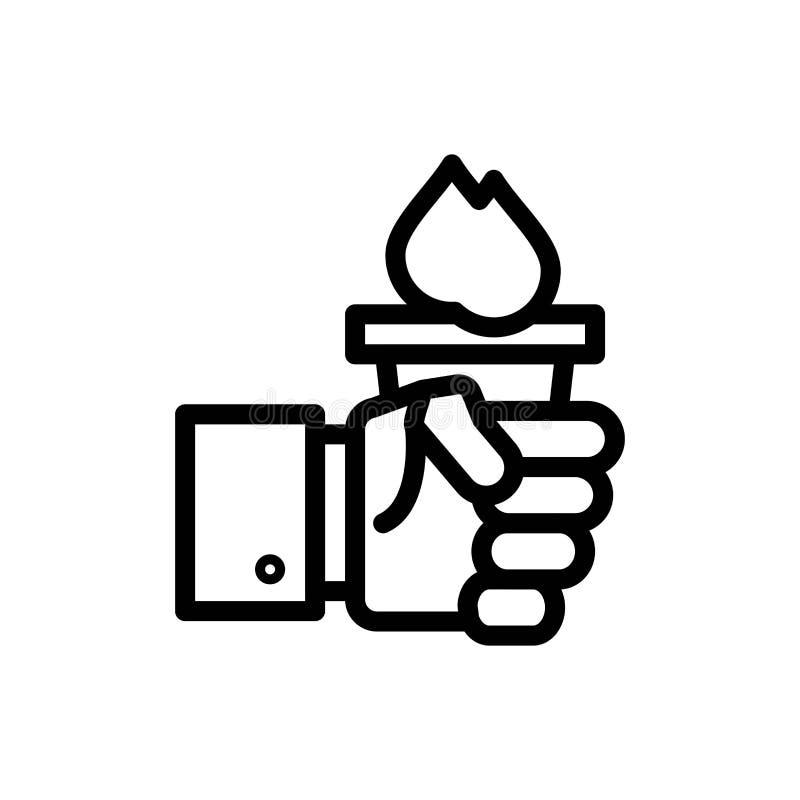 Biznes, ręka, lider, przywódctwo, Olimpijski sieci Widget karty szablon, Błękitnej, Czerwonej i ściągania i zakupu Teraz royalty ilustracja