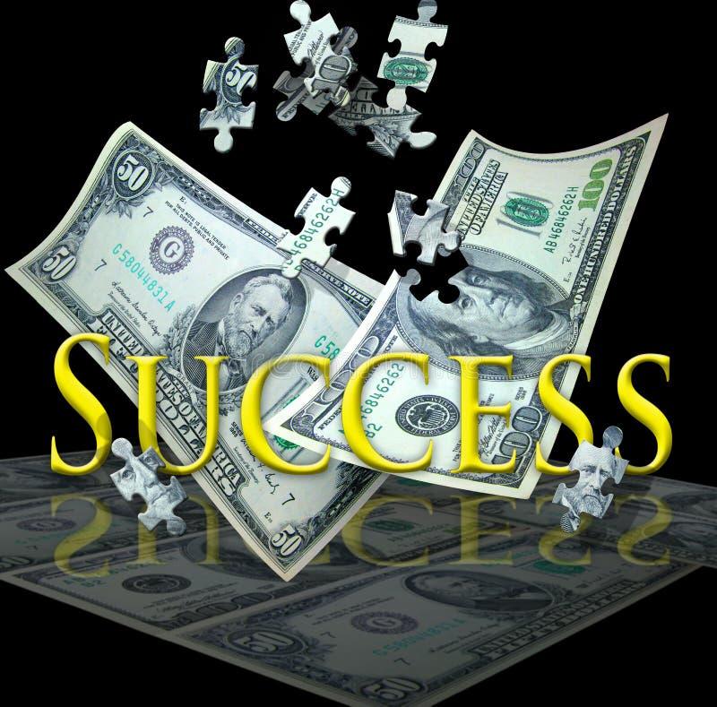 biznes sukces obrazy royalty free