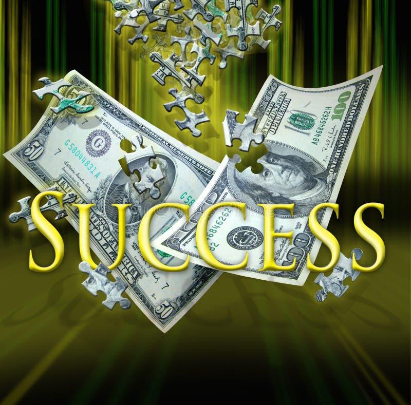biznes sukces zdjęcie stock