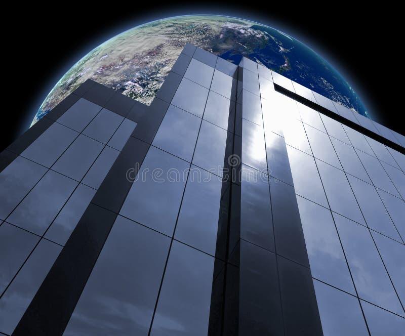 Download Biznes światowy zdjęcie stock. Obraz złożonej z glassblower - 127088