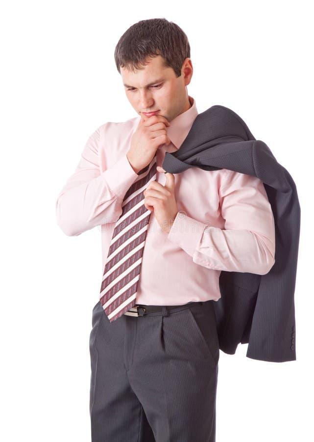 Download Biznesmenów potomstwa obraz stock. Obraz złożonej z biznes - 13327059