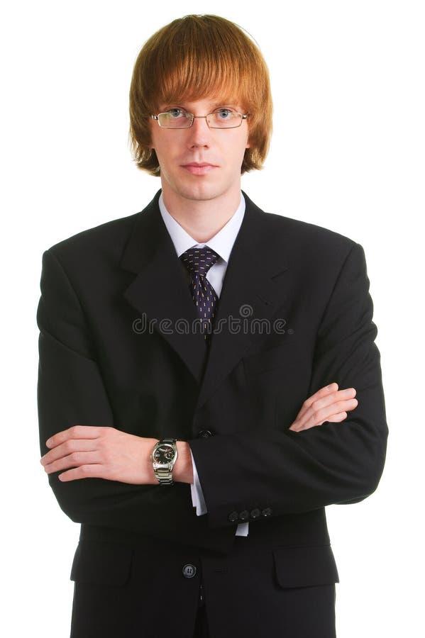 biznesmenów potomstwa zdjęcie stock