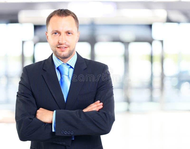 Biznesmen obrazy royalty free