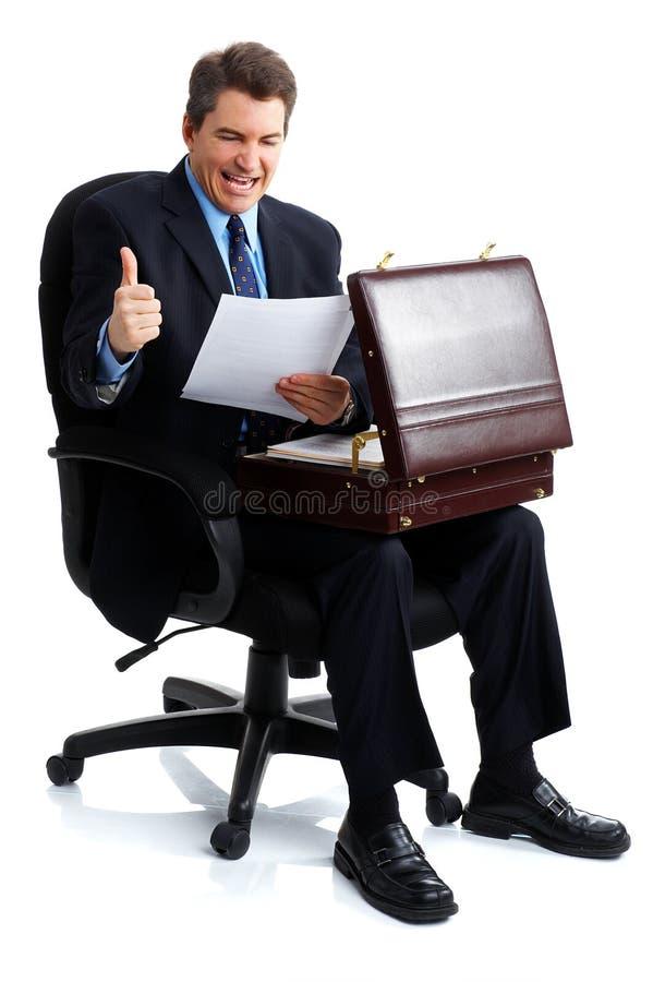 biznesmen zdjęcia stock