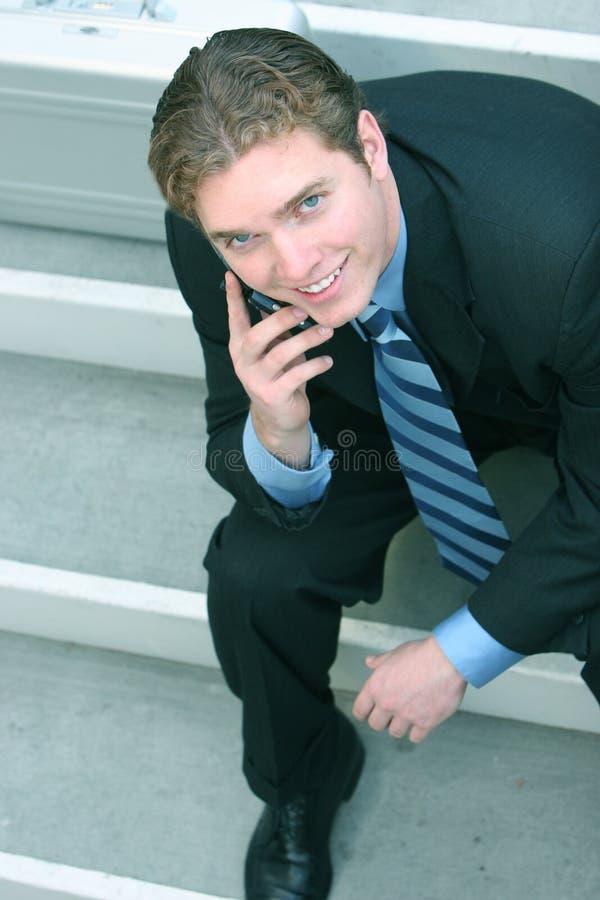 Biznesmen Zdjęcie Stock