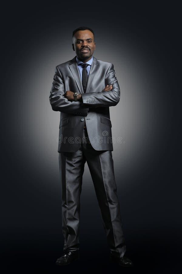 biznesmen amerykański biznesmen zdjęcie stock