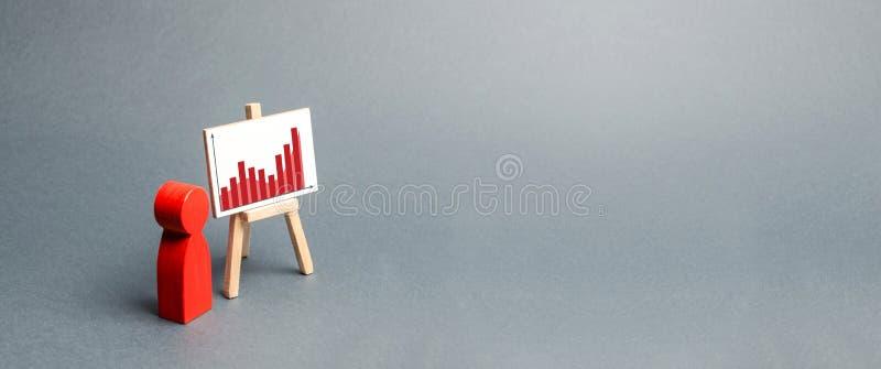 Biznesmen donosi jego personel przy odpraw?, dyskusja strategia biznesowa, rozw?j firma analiza zdjęcie stock