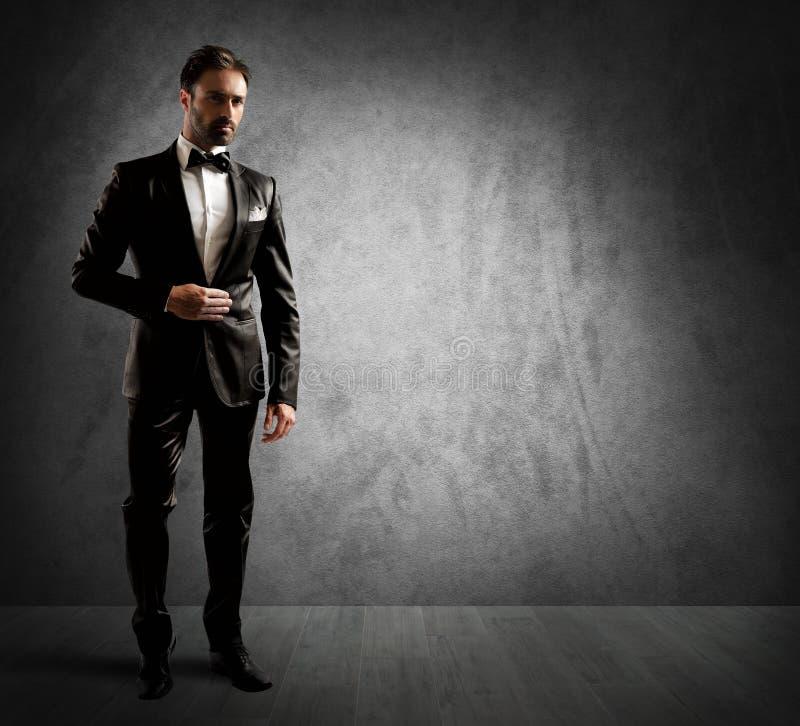 biznesmen eleganckie zdjęcie stock