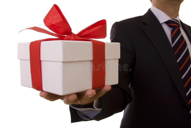 biznesmen oferta fotografia royalty free