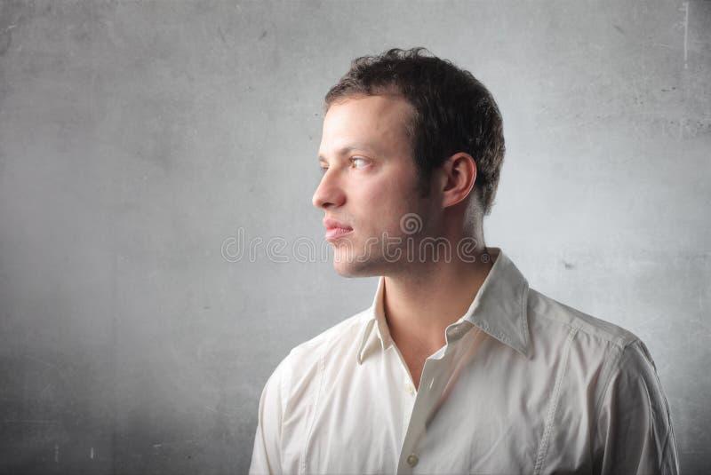 biznesmen przystojny zdjęcie royalty free