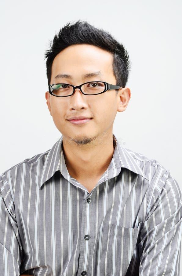 biznesmena azjatykci portret fotografia royalty free