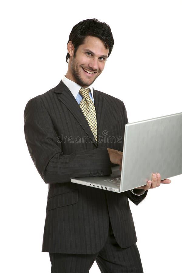 biznesmena portret obraz stock