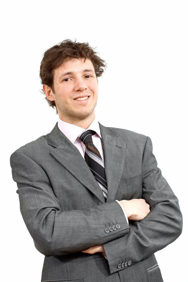 biznesmena portret zdjęcie stock
