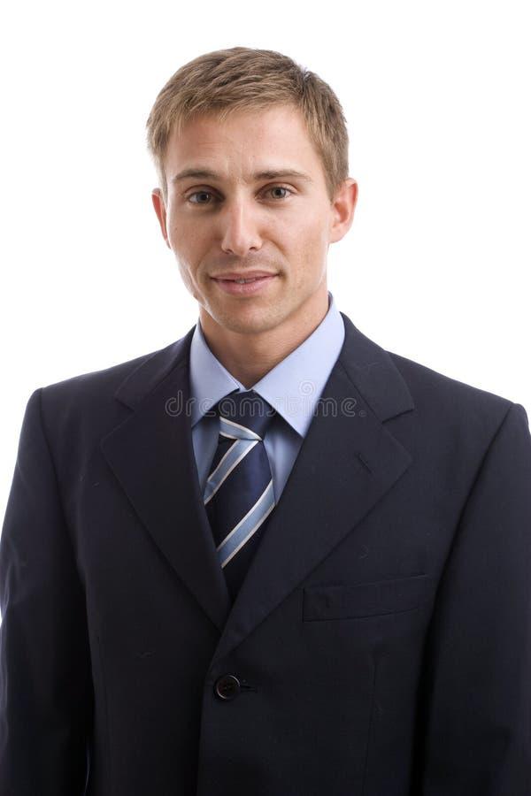 biznesmena portreta potomstwa zdjęcie stock