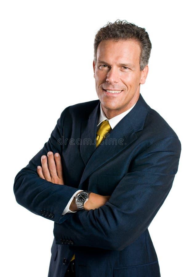 biznesmena senior zdjęcie royalty free