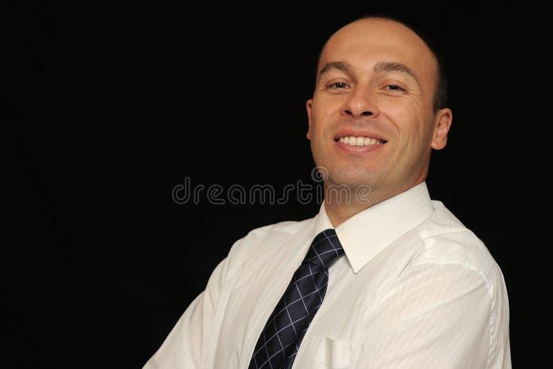 biznesmena uśmiecha się obrazy royalty free