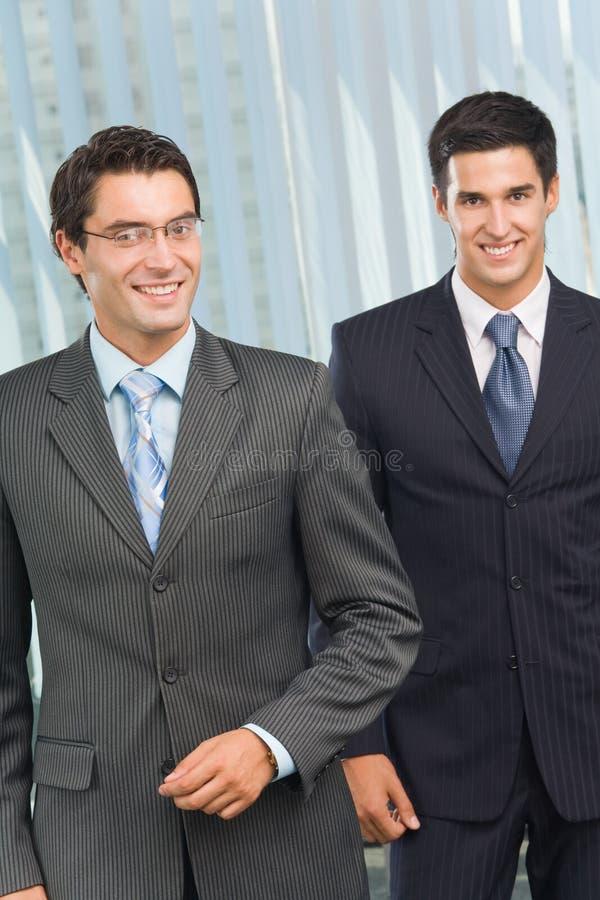 biznesmeni biurowe fotografia stock