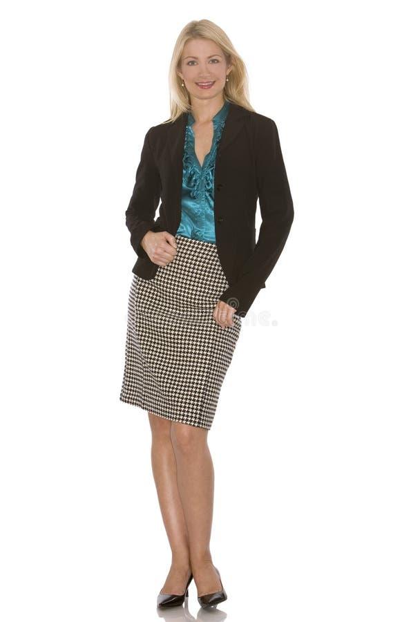 Download Biznesowa kobieta zdjęcie stock. Obraz złożonej z hairball - 13328852