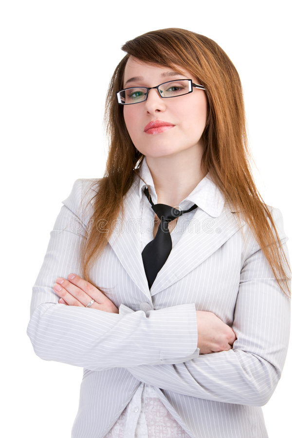 biznesowa kobieta fotografia royalty free
