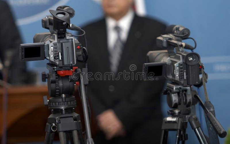 biznesowa konferencja zdjęcia stock