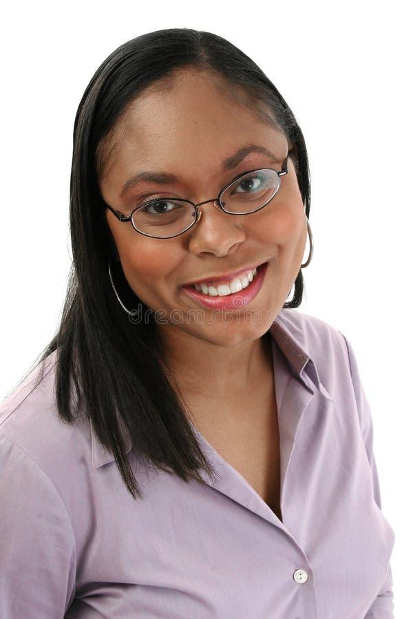 biznesowa mądrze kobieta fotografia stock