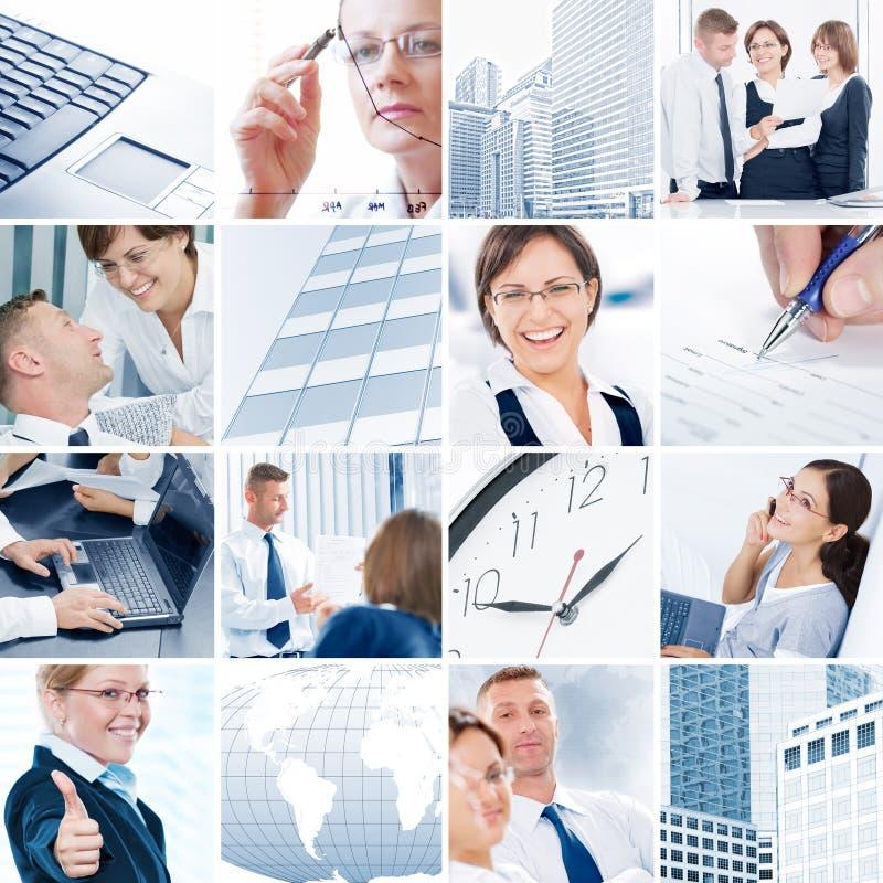 Biznesowa mieszanka zdjęcie stock