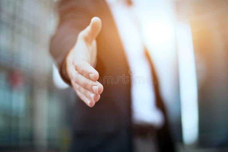 Biznesowa oferta obrazy royalty free