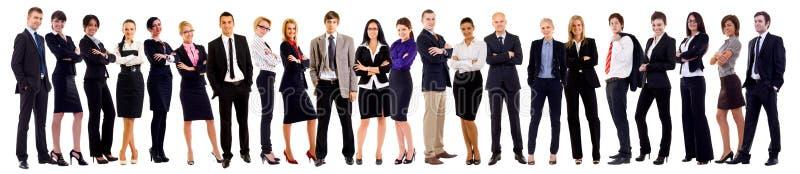 biznesowa szczęśliwa drużyna zdjęcia royalty free