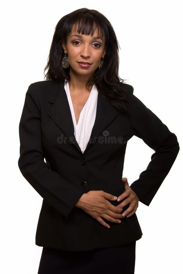 biznesowa ubiór kobieta obraz stock
