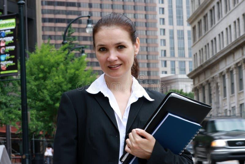 Biznesowe kobiety obraz royalty free