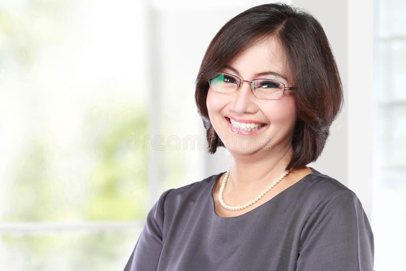 biznesowe szczęśliwe kobiety obraz stock