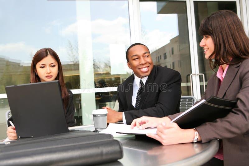 biznesowego biura drużyna