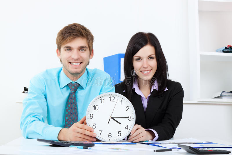 biznesowego biura ludzie młodzi zdjęcie royalty free