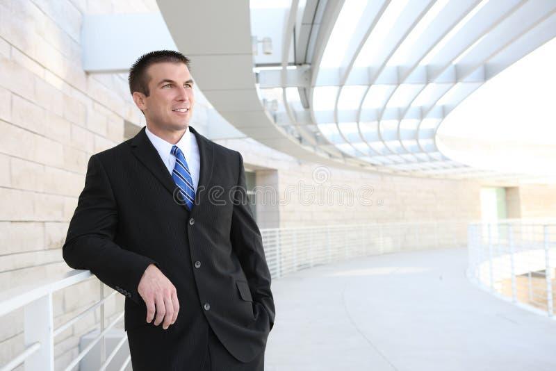 biznesowego mężczyzna biuro obrazy stock