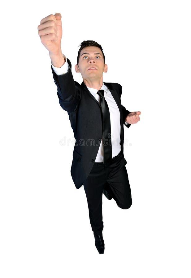 Biznesowego mężczyzna komarnicy pojęcie zdjęcia stock