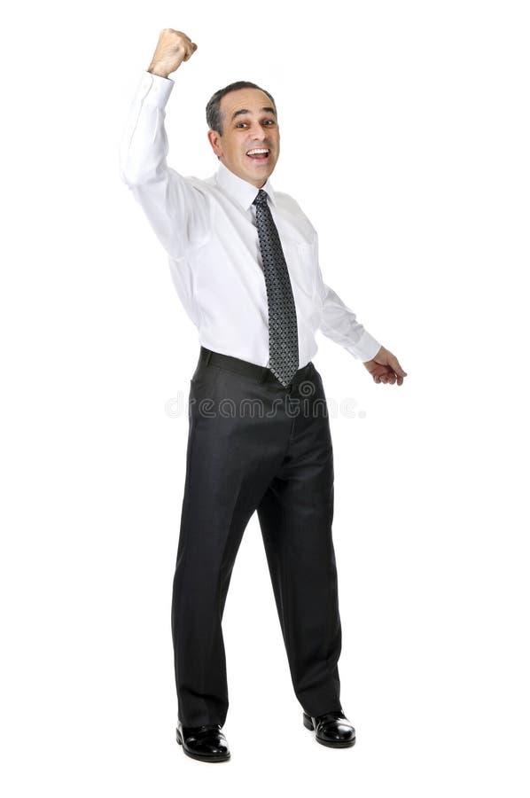 biznesowego mężczyzna kostium obraz stock