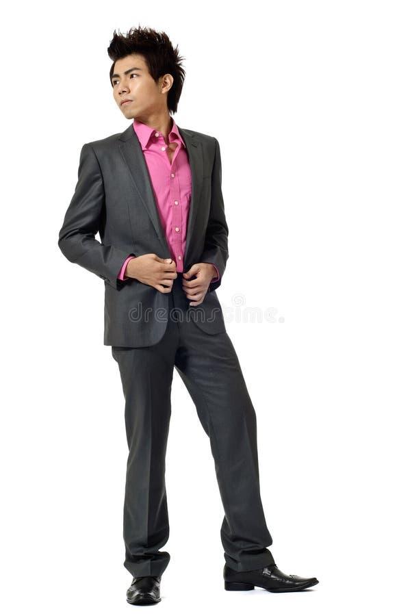 biznesowego mężczyzna moda zdjęcia stock