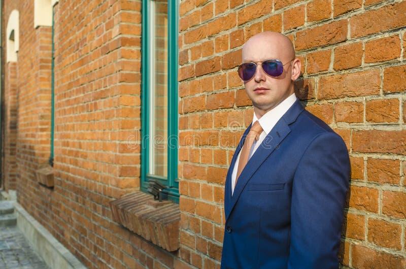 biznesowego mężczyzna portreta potomstwa obrazy royalty free
