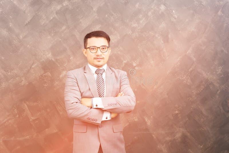 Biznesowego mężczyzna sukces obraz royalty free