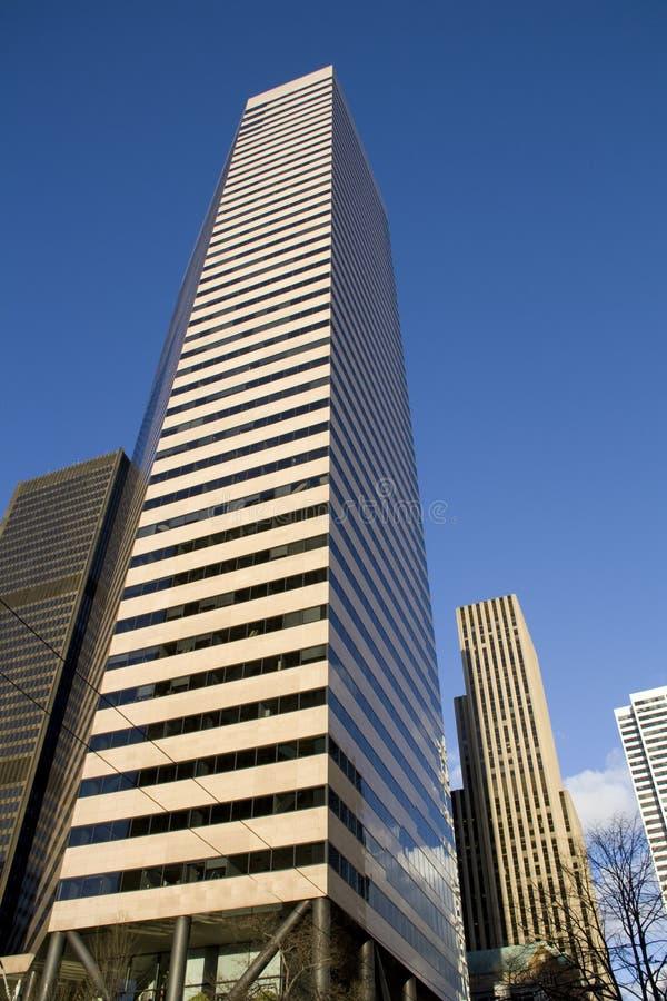 Biznesowi budynki obraz royalty free