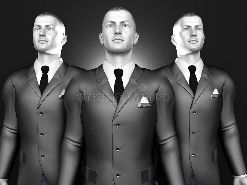 Download Biznesowi mężczyzna ilustracji. Ilustracja złożonej z facet - 28963343