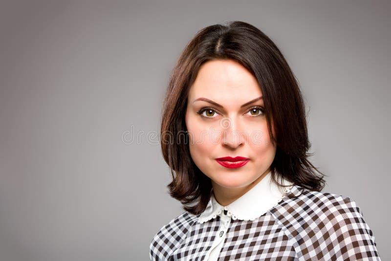 biznesowi szczęśliwi portreta kobiety potomstwa zdjęcie stock