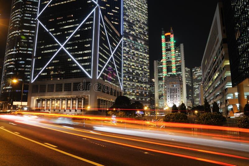biznesowy budynku ruch drogowy obrazy royalty free