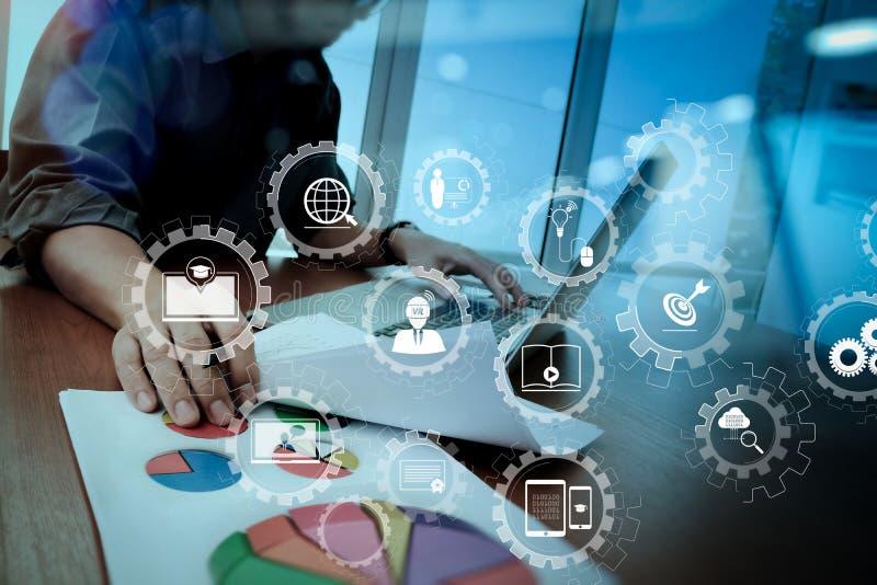 Biznesowy cyfrowy i obrazy stock
