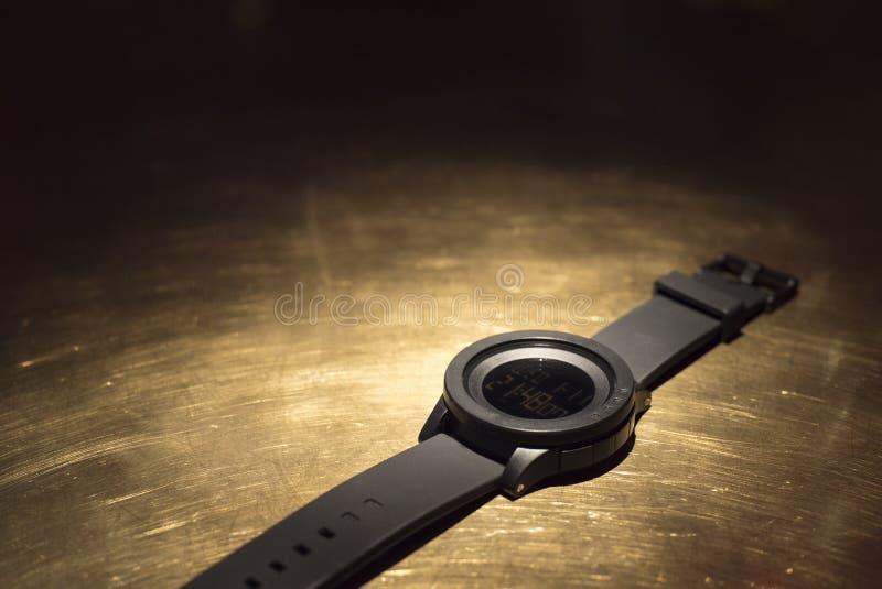 Biznesowy fotografia zegar obraz stock