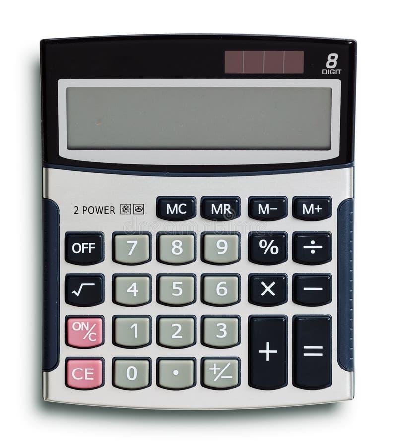 biznesowy kalkulator fotografia stock