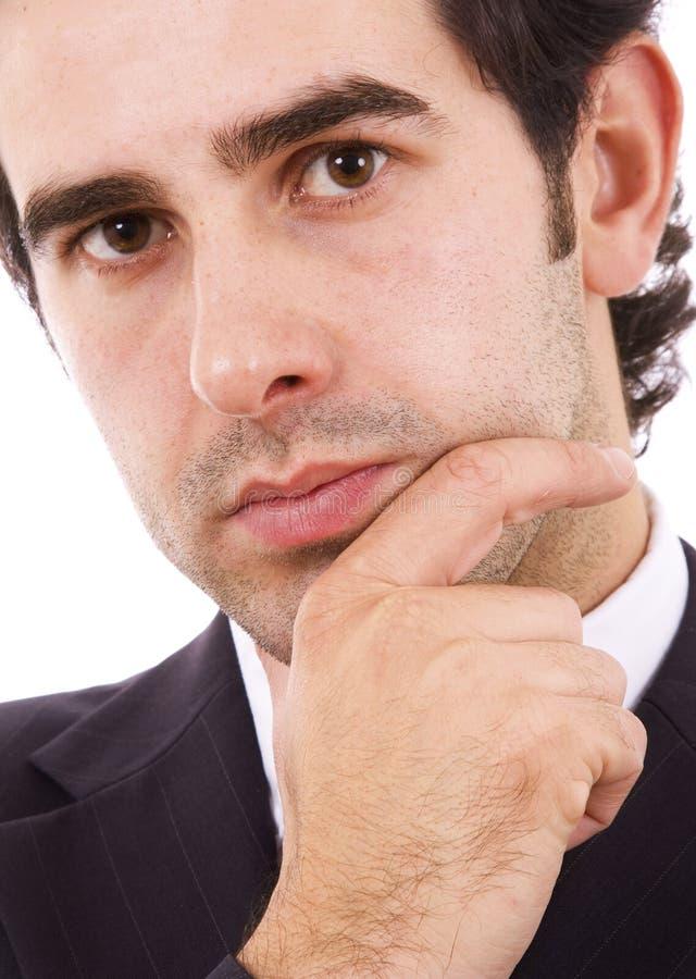 Download Biznesowy mężczyzna, zdjęcie stock. Obraz złożonej z facet - 13331548