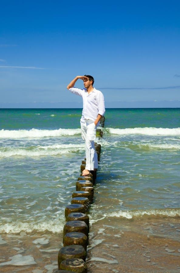 biznesowy ocean zdjęcia royalty free