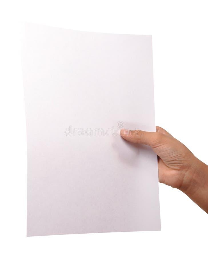 biznesowy papier zdjęcia stock