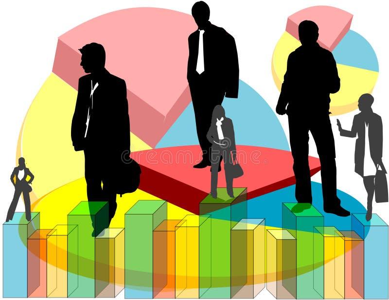 biznesowy pojęcie ilustracja wektor